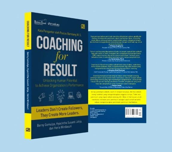 STUDILMU Career Advice - Coaching is Leader's Role