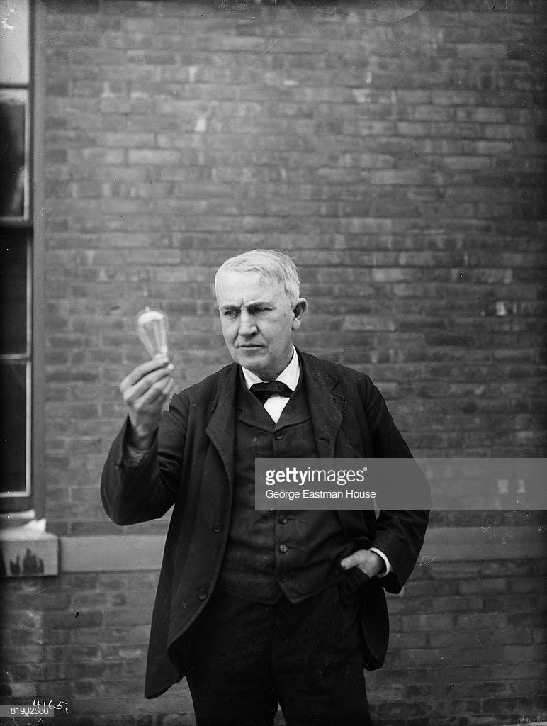 STUDILMU Career Advice - Biografi Thomas Alva Edison