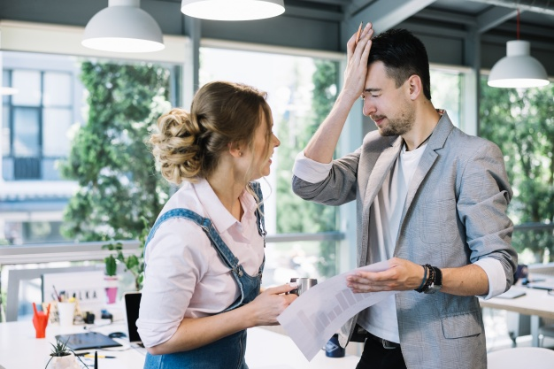 3 Kesalahan yang Umum Dilakukan di Tempat Kerja