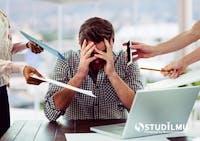 7 Cara Mengatasi Stres Kerja