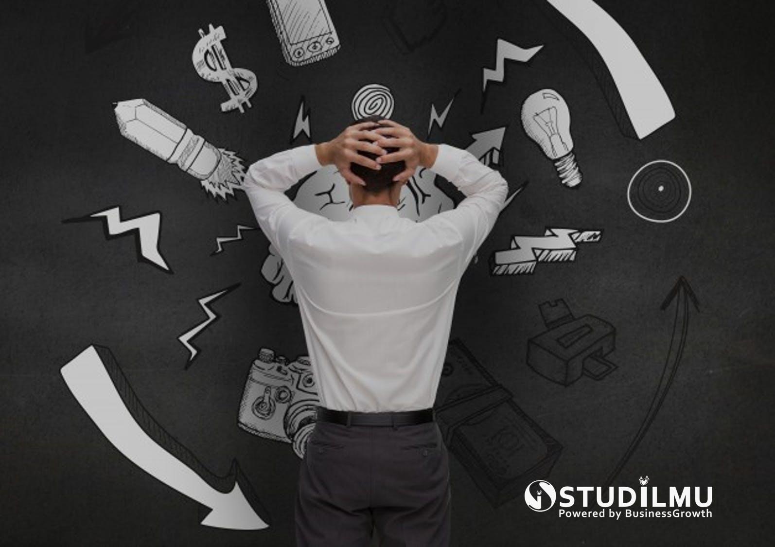 STUDILMU Career Advice - Cara Menghilangkan Stres Secara Sehat dan Tidak Sehat