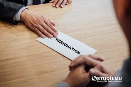 2 Hal Penting Sebelum Mengundurkan Diri