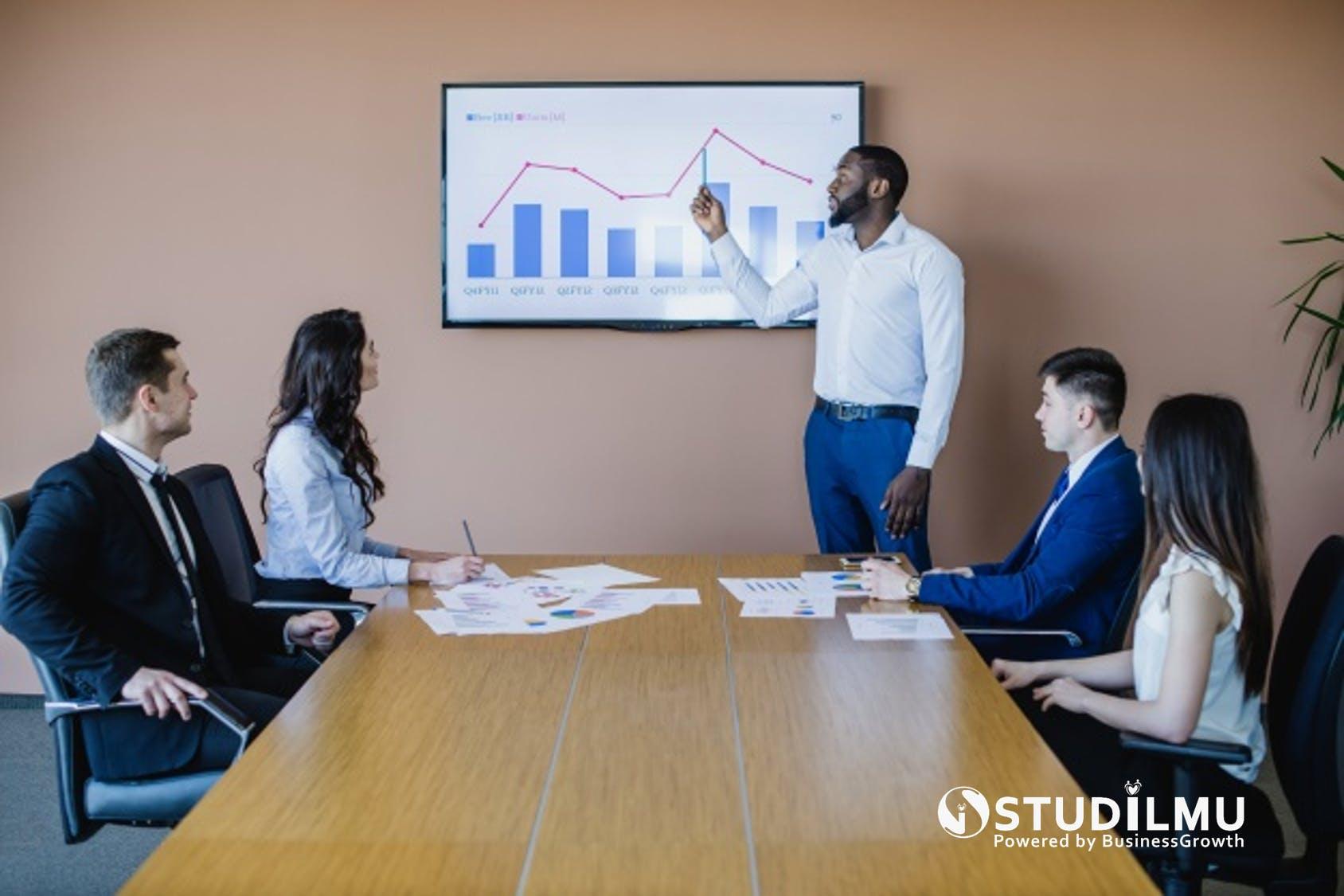 STUDILMU Career Advice - Pengolahan Data dengan Desain Dashboard