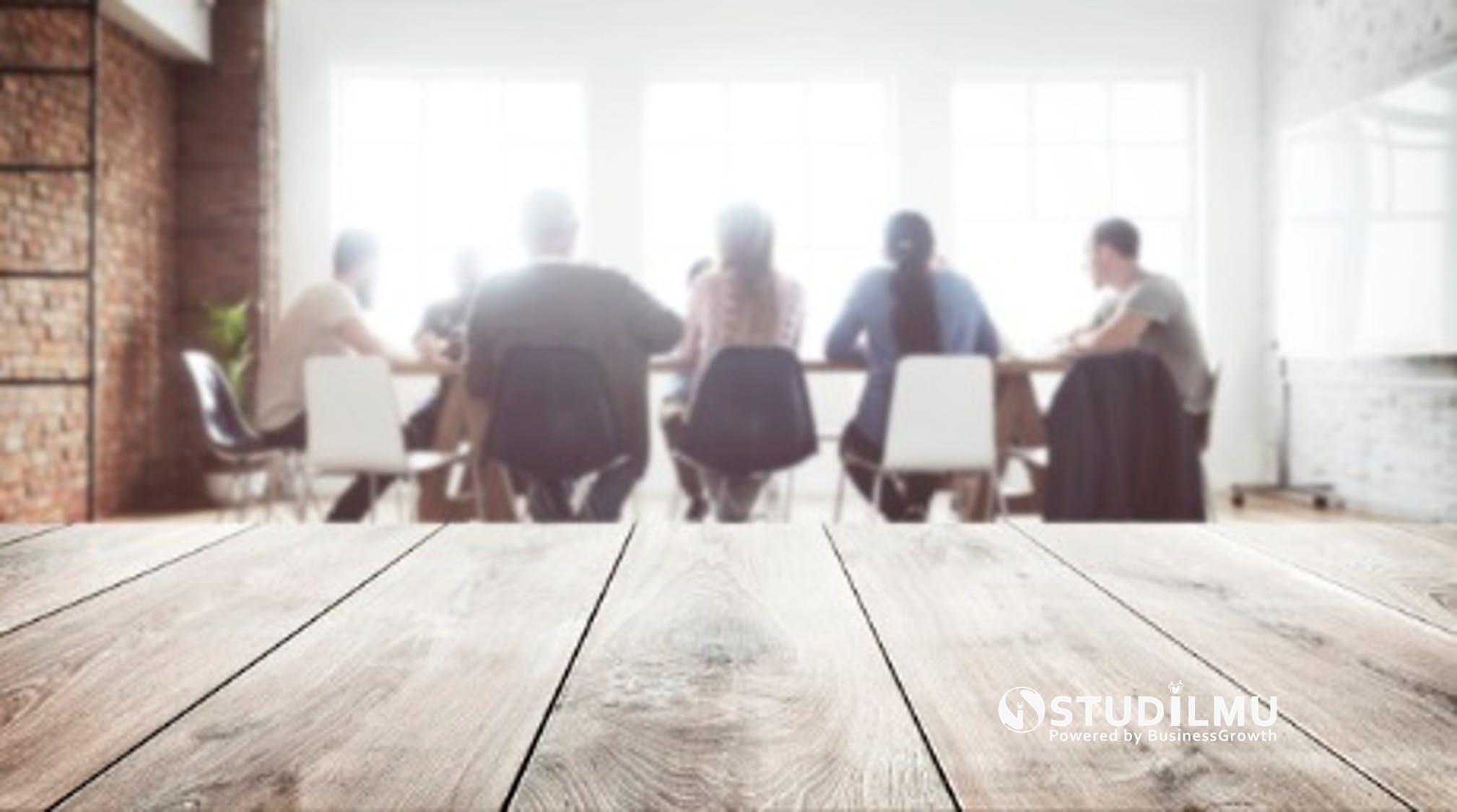 STUDILMU Career Advice - 6 Tips Mengubah Suasana Rapat Kerja Lebih Interaktif