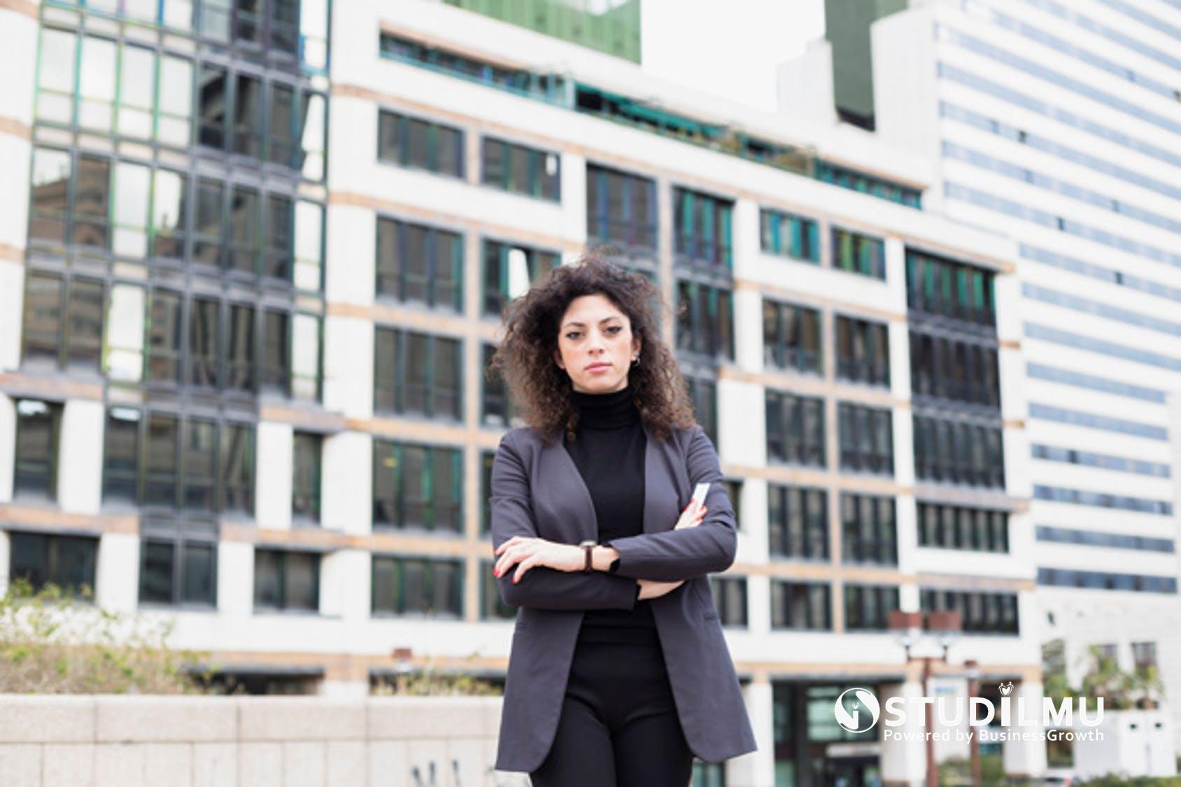STUDILMU Career Advice - 5 Tantangan Yang Dihadapi Wanita Karier