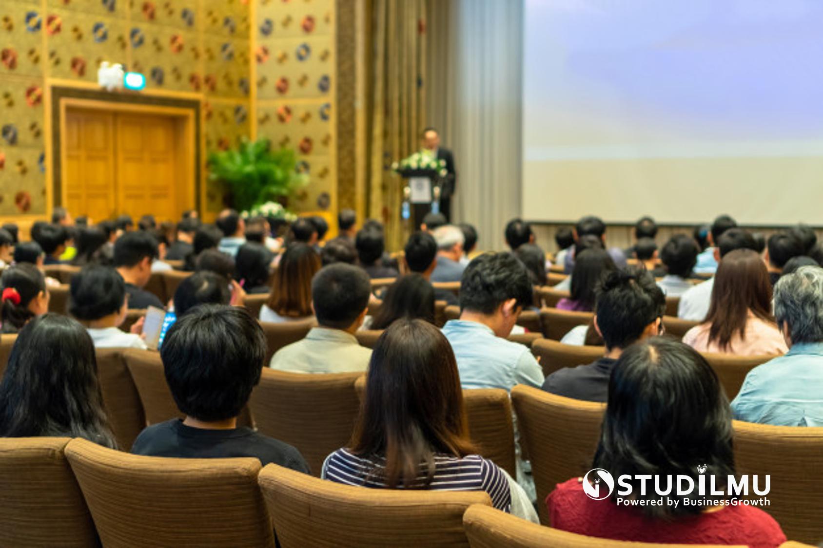 STUDILMU Career Advice - Sikap Profesional Executive Presence Di Dalam Setiap Rapat