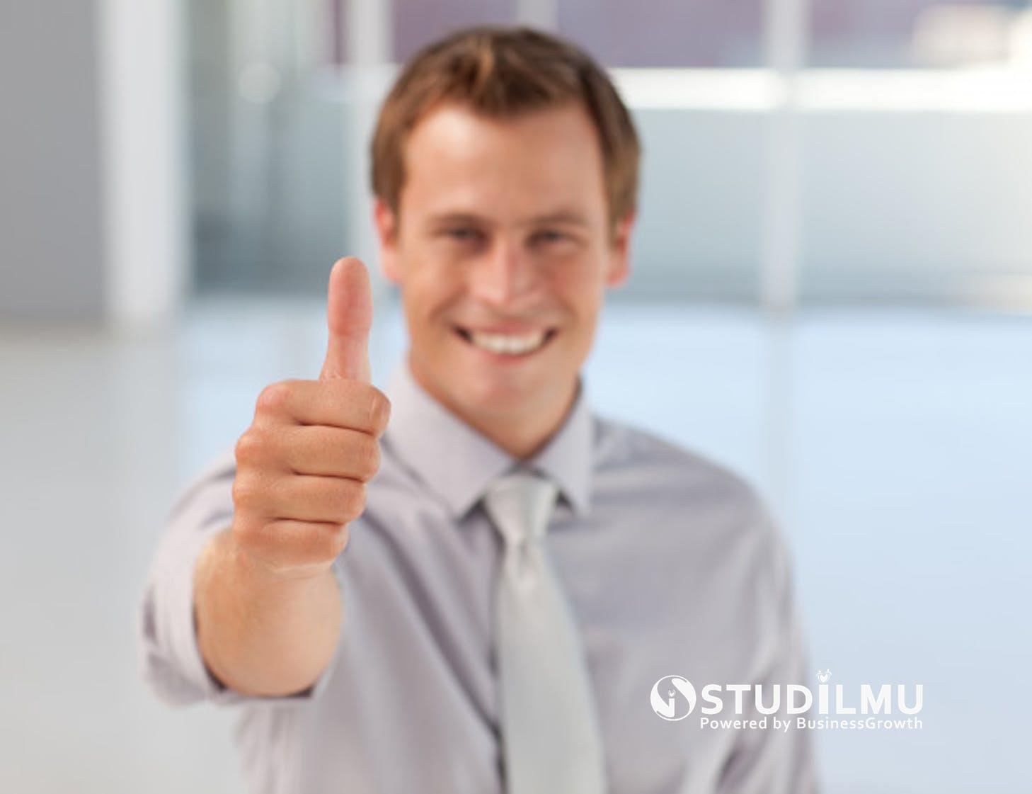 STUDILMU Career Advice - Percaya Diri Dimulai dari Diri Sendiri