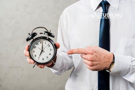 5 Tips Manajemen Waktu