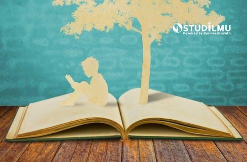 6 Manfaat Membaca