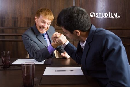 4 Cara Menghadapi Kompetitor dengan Cara Pintar