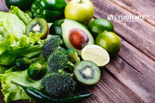 6 Makanan Sehat Penambah Produktivitas Kerja