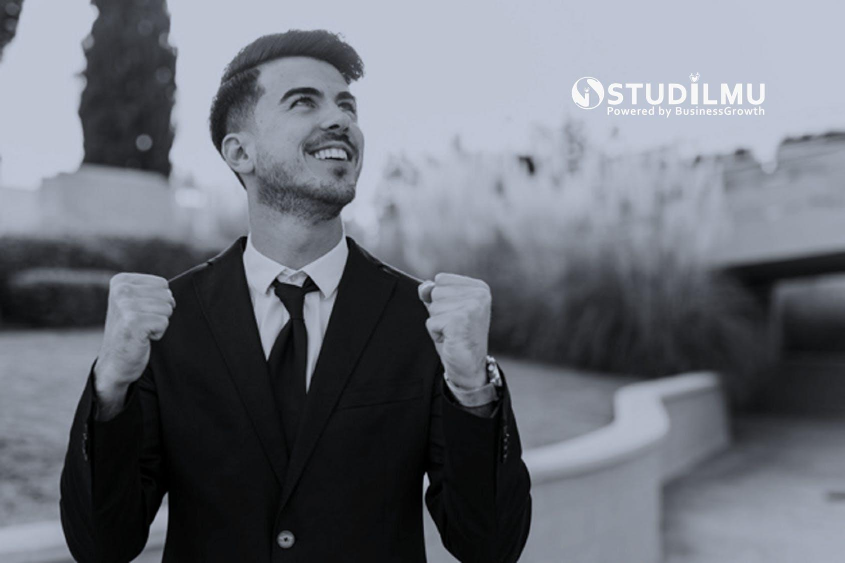STUDILMU Career Advice - 10 Ciri Orang Sukses