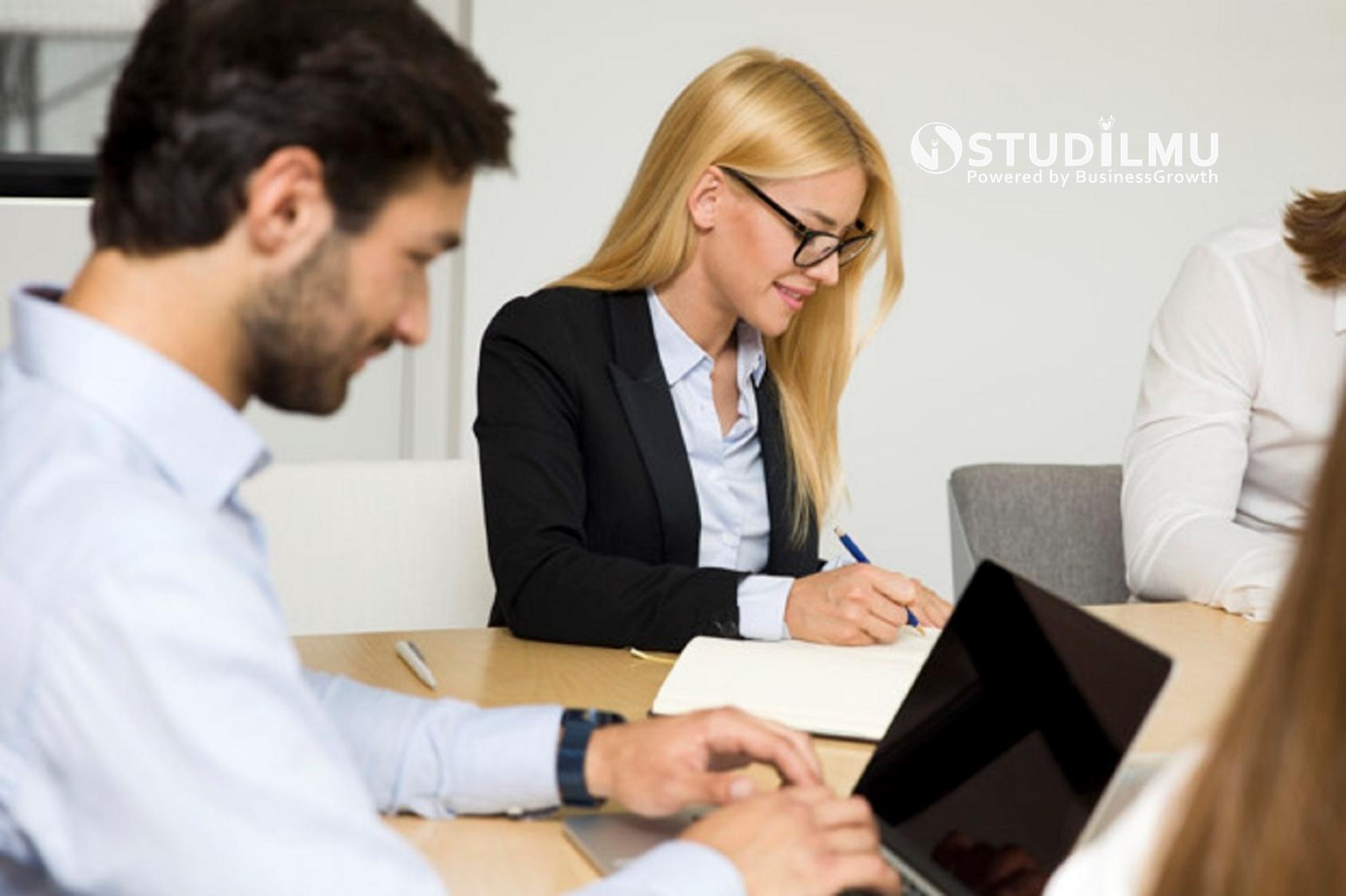 STUDILMU Career Advice - 11 Karakter Orang Baik yang Membawa Perkembangan Karier