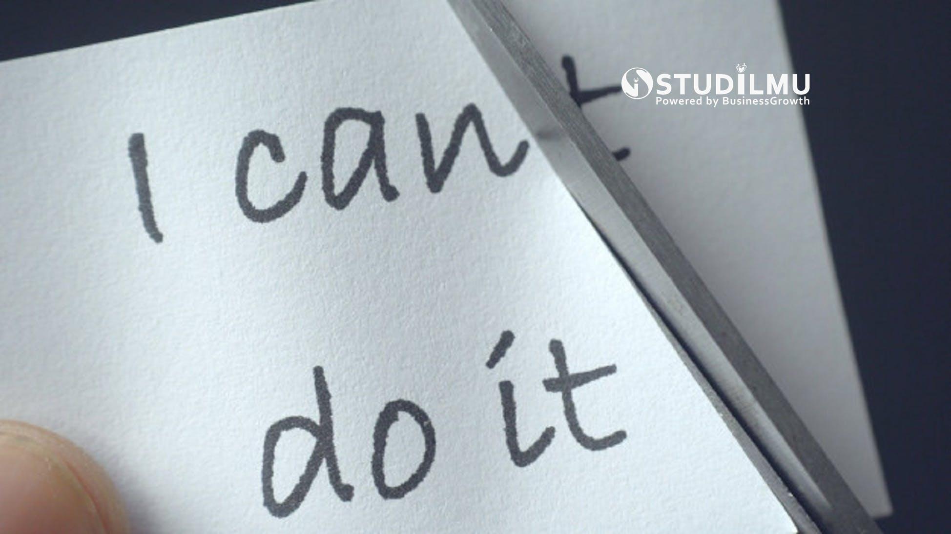 STUDILMU Career Advice - 6 Rahasia Memotivasi Diri untuk Sukses