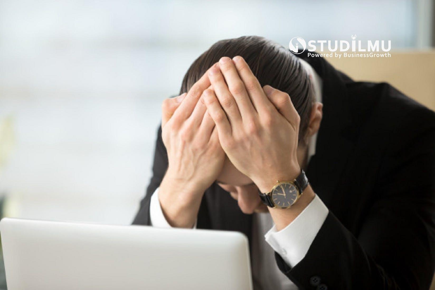 STUDILMU Career Advice - 6 Pikiran Negatif yang Dihindari Orang Sukses