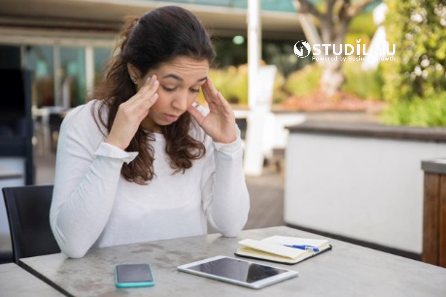 STUDILMU Career Advice - 7 Cara Mengubah Stres Akut Menjadi Motivator Sukses