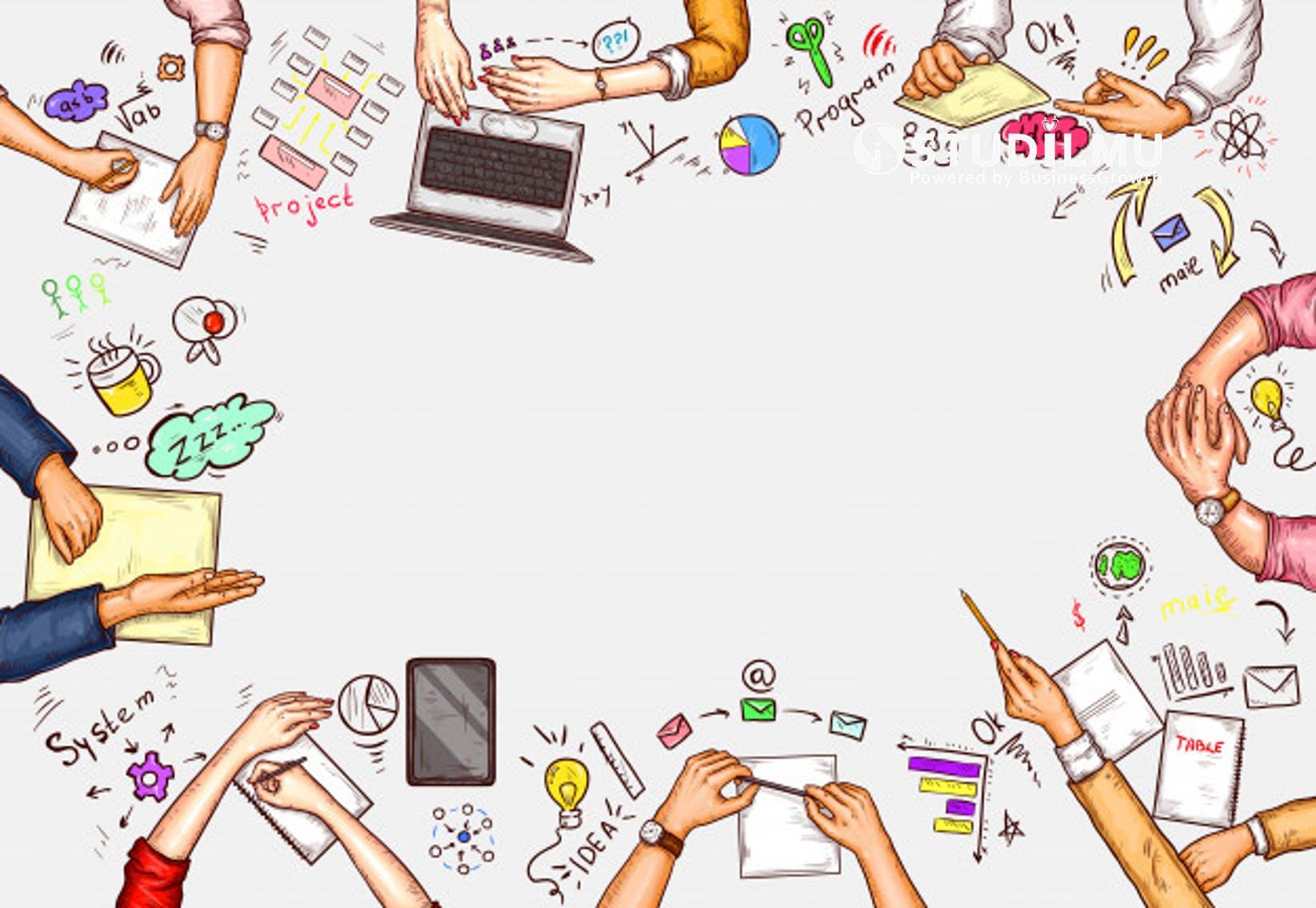 STUDILMU Career Advice - 7 Cara Bekerja Lebih Baik