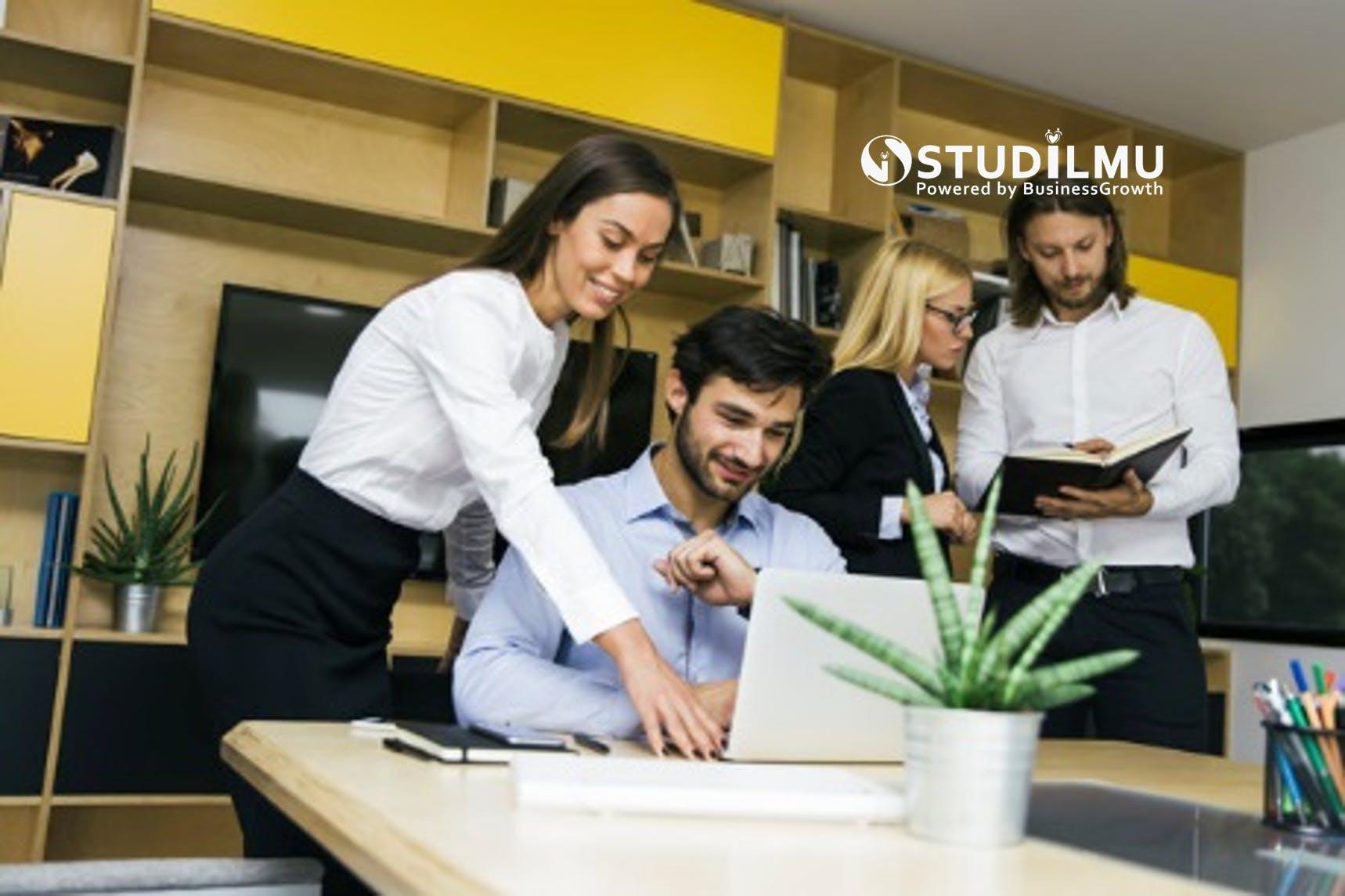 STUDILMU Career Advice - 10 Cara Tetap Semangat dan Termotivasi seperti Pengusaha Sukses