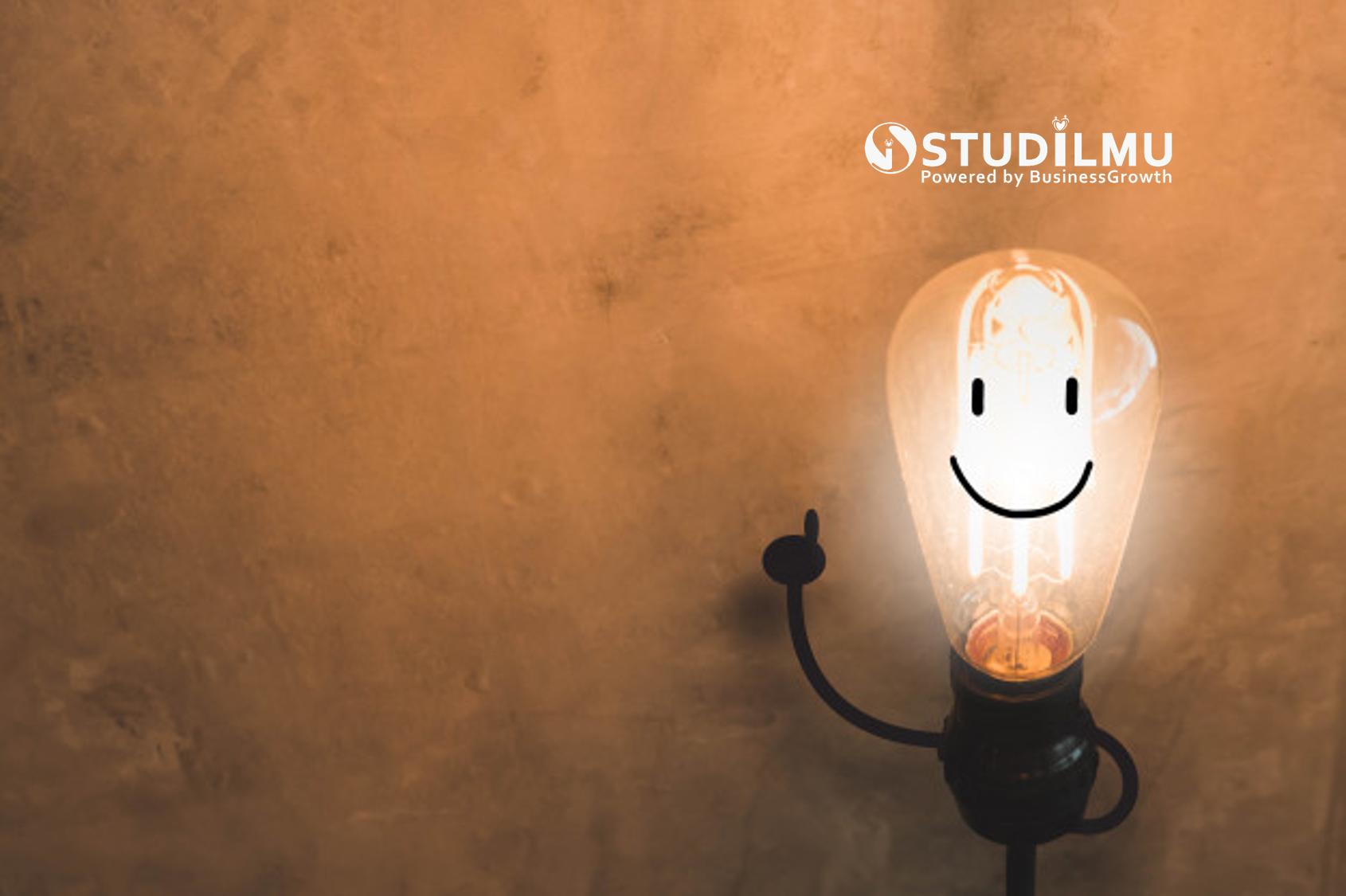 STUDILMU Career Advice - 4 Kebiasaan Baik yang Dapat Menciptakan Kebahagiaan Sejati