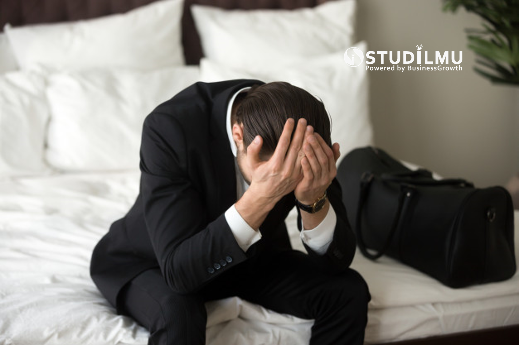 STUDILMU Career Advice - 8 Hal yang Dilakukan Orang Sukses di Masa Kritis
