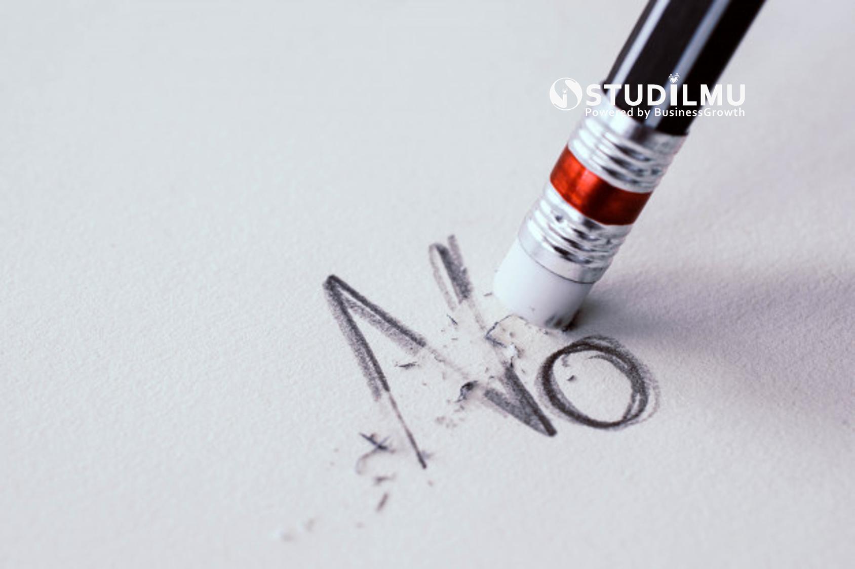 STUDILMU Career Advice - 15 Kesalahan Orang Sukses yang Tidak Pernah Dilakukan Dua Kali