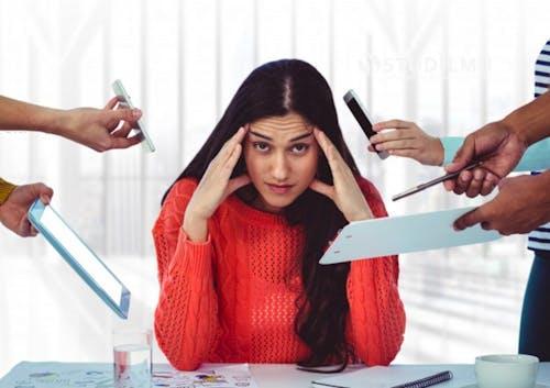 5 Cara Mengelola Stres di Tempat Kerja