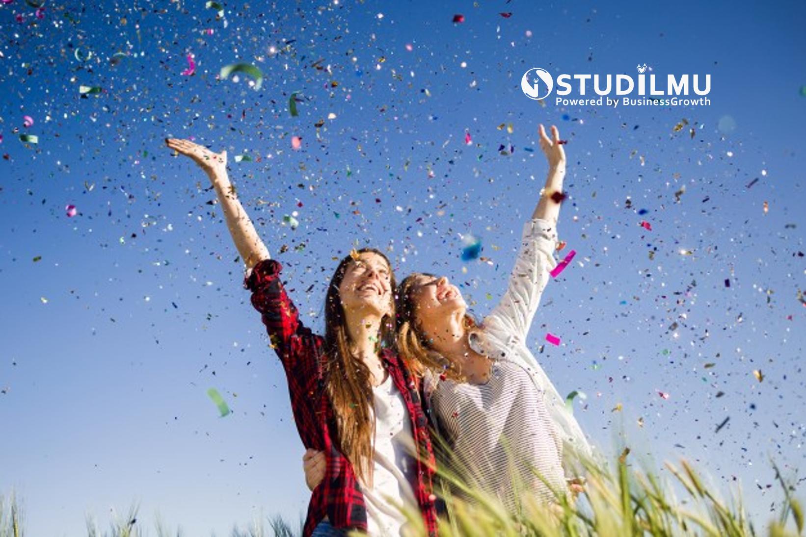 STUDILMU Career Advice - 6 Cara Mengatur Diri agar Tetap Bahagia, Sehat dan Makmur