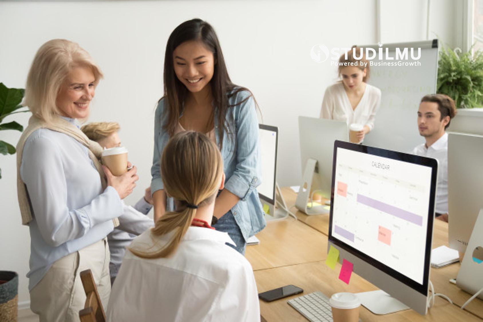 STUDILMU Career Advice - 6 Tips Bekerja dengan Rekan yang Tidak Memiliki Kesadaran Diri