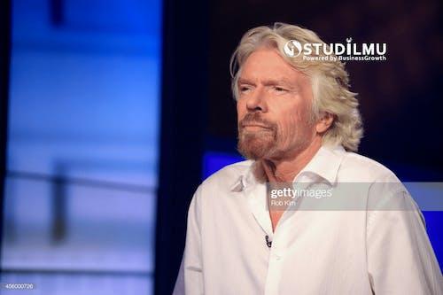 8 Kunci Kebahagiaan dan Kesuksesan ala Richard Branson