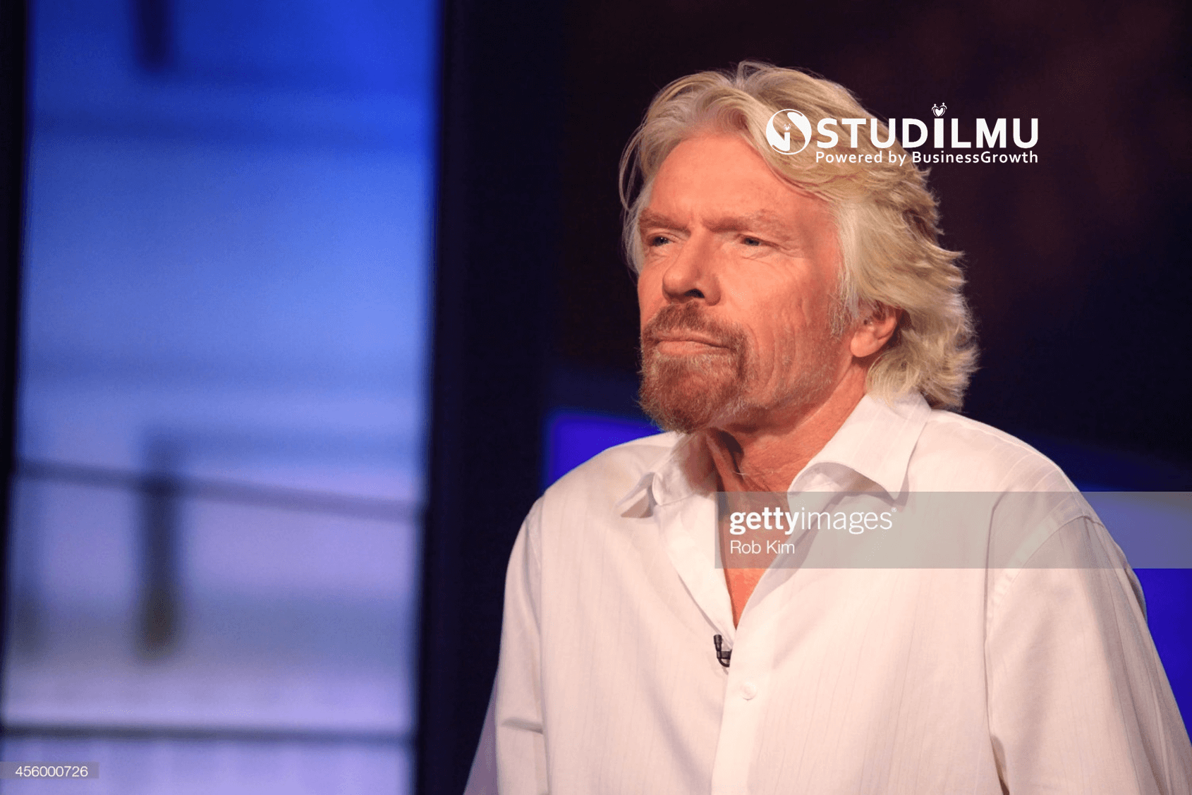 STUDILMU Career Advice - 8 Kunci Kebahagiaan dan Kesuksesan ala Richard Branson