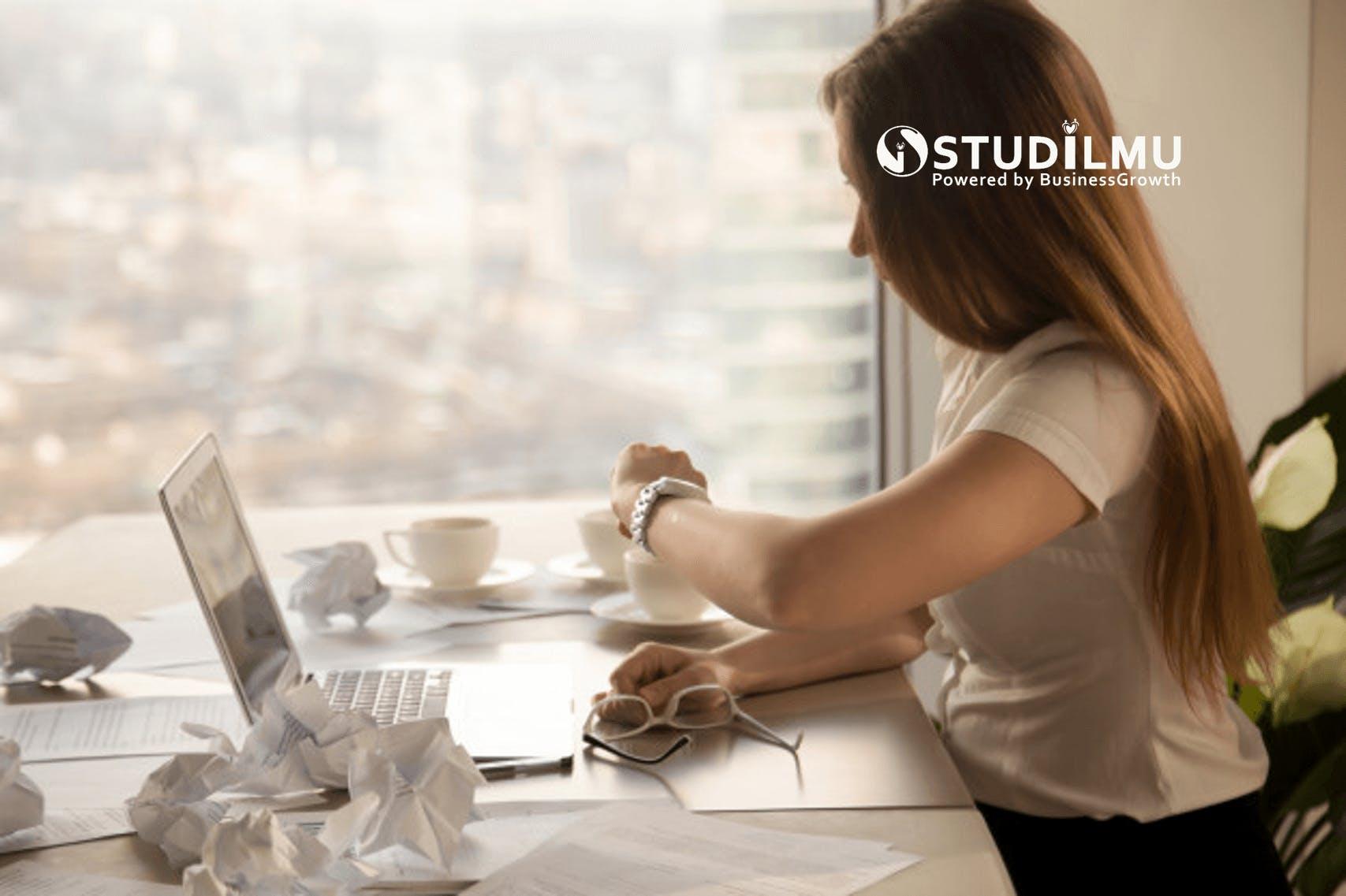 STUDILMU Career Advice - Hubungan Pengaturan Waktu dan Produktivitas Kerja