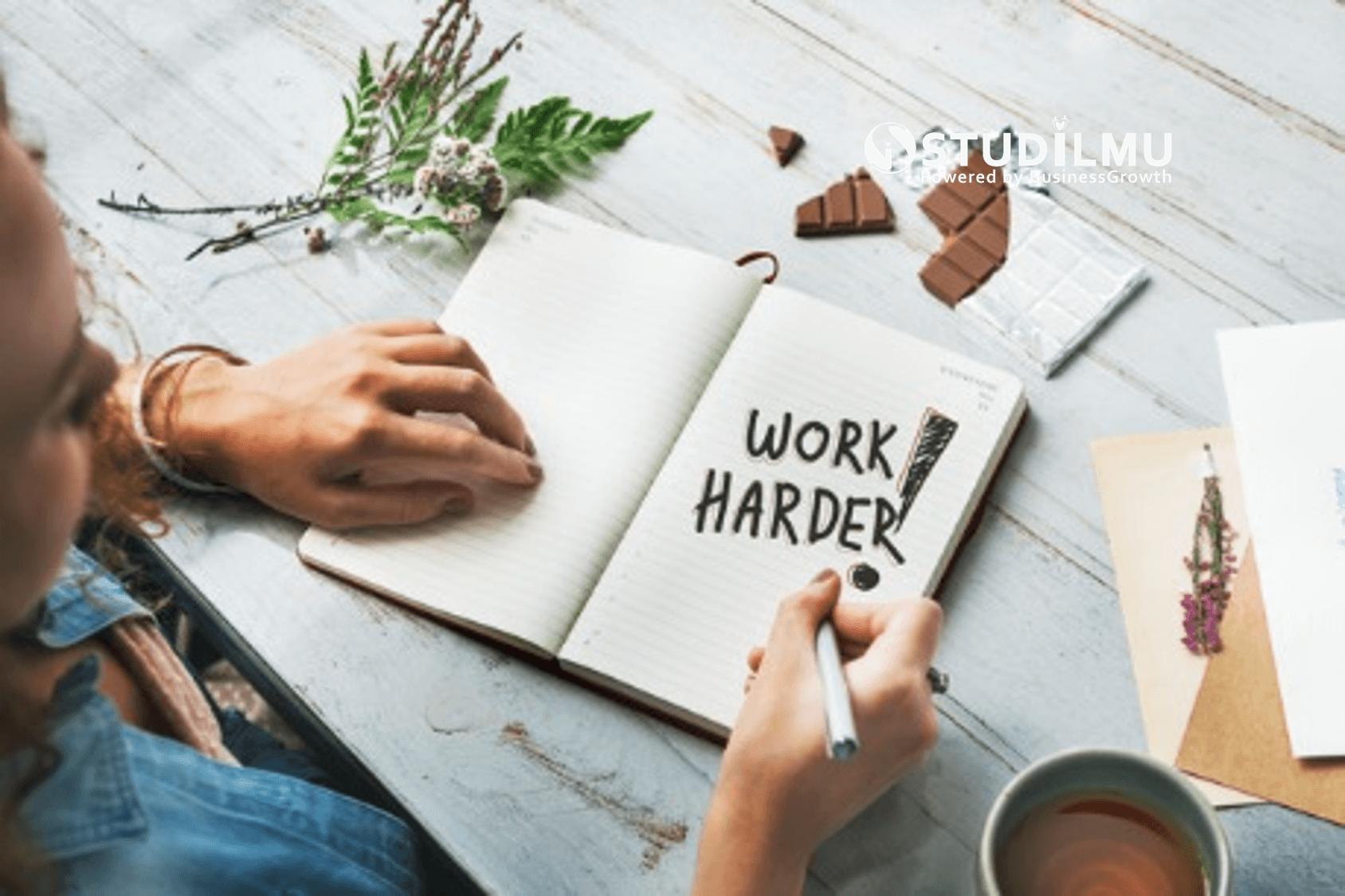 STUDILMU Career Advice - Pola Pikir Hebat Vs Pola Pikir Rata-rata