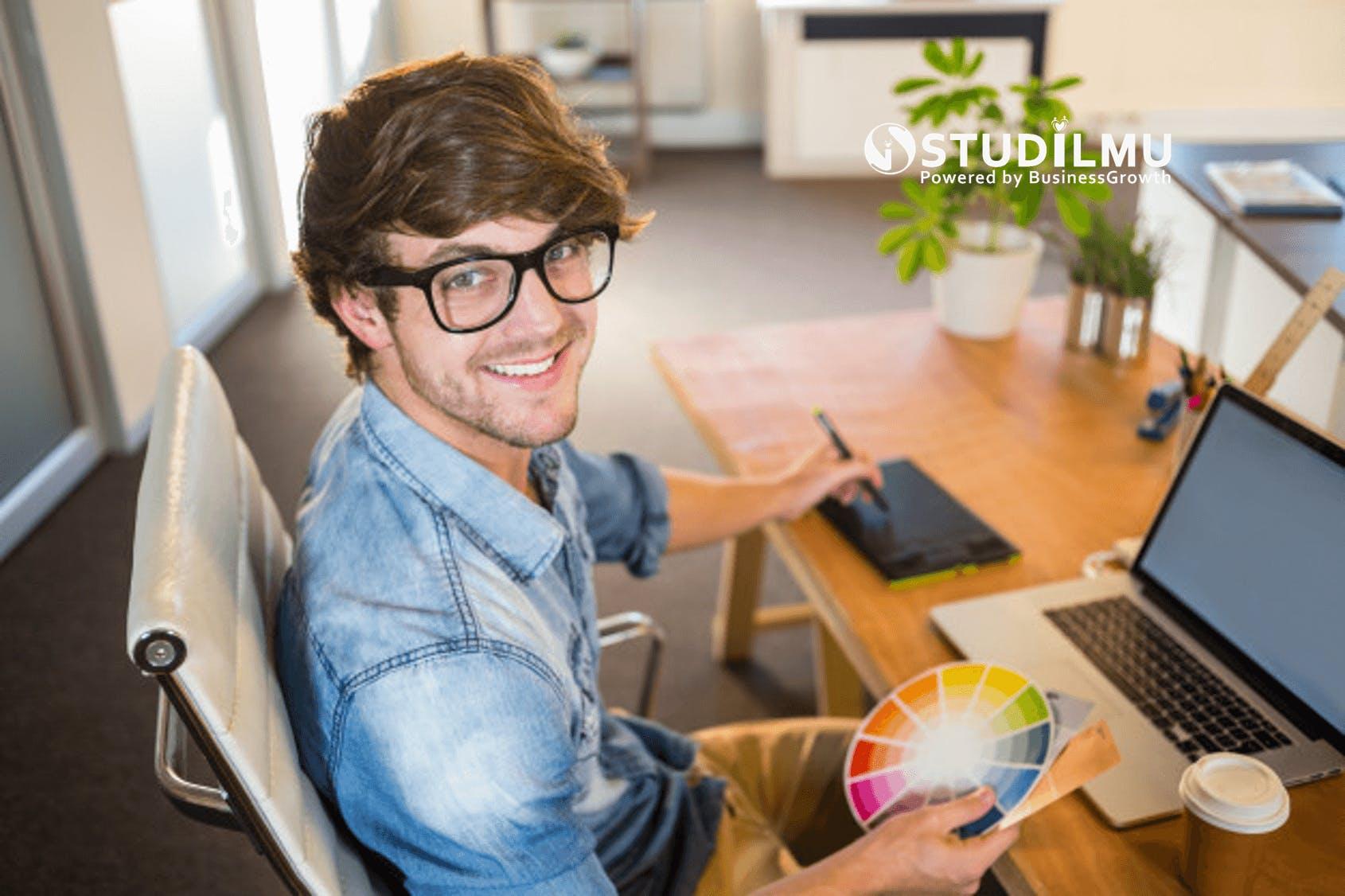 STUDILMU Career Advice - 3 Cara Ampuh Meningkatkan Produktivitas Kerja dan Kebahagiaan