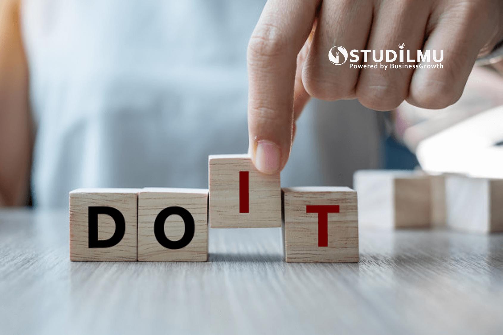 STUDILMU Career Advice - Pola Pikir Growth Mindset Vs Fixed Mindset