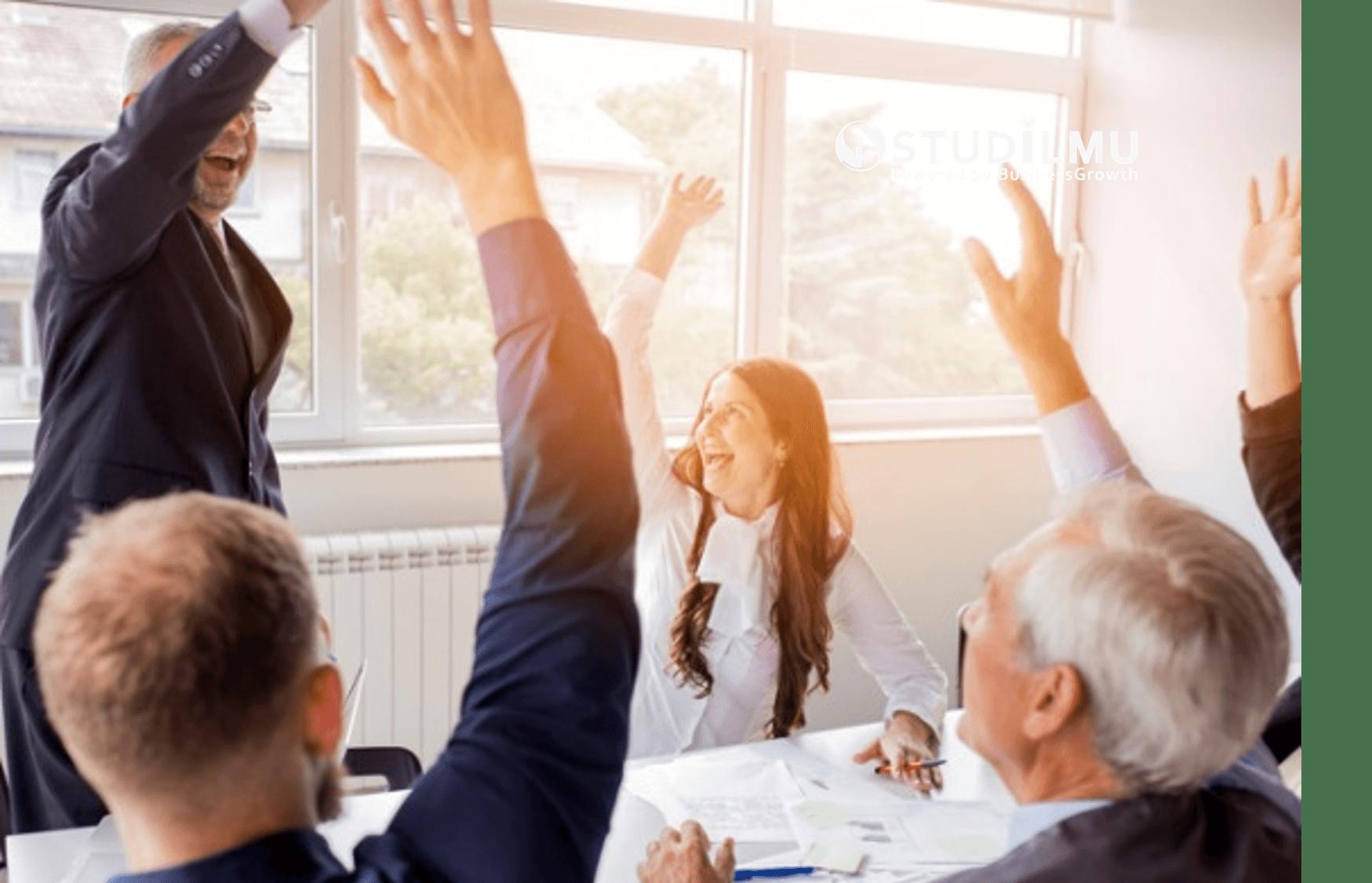 STUDILMU Career Advice - 10 Cara Mengembangkan Pola Pikir Sukses