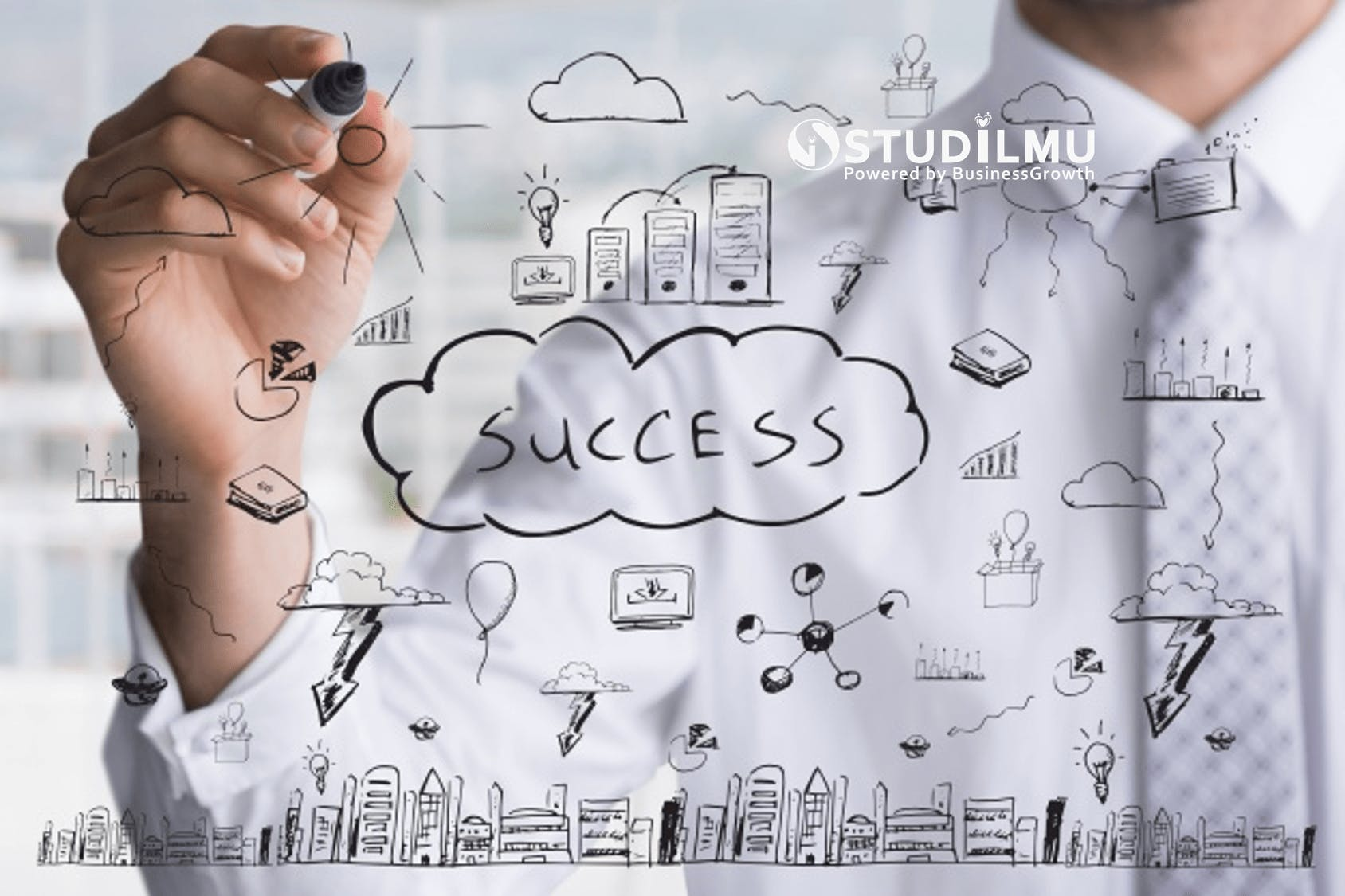 STUDILMU Career Advice - 10 Sifat Diri yang Menjadi Kunci Kesuksesan