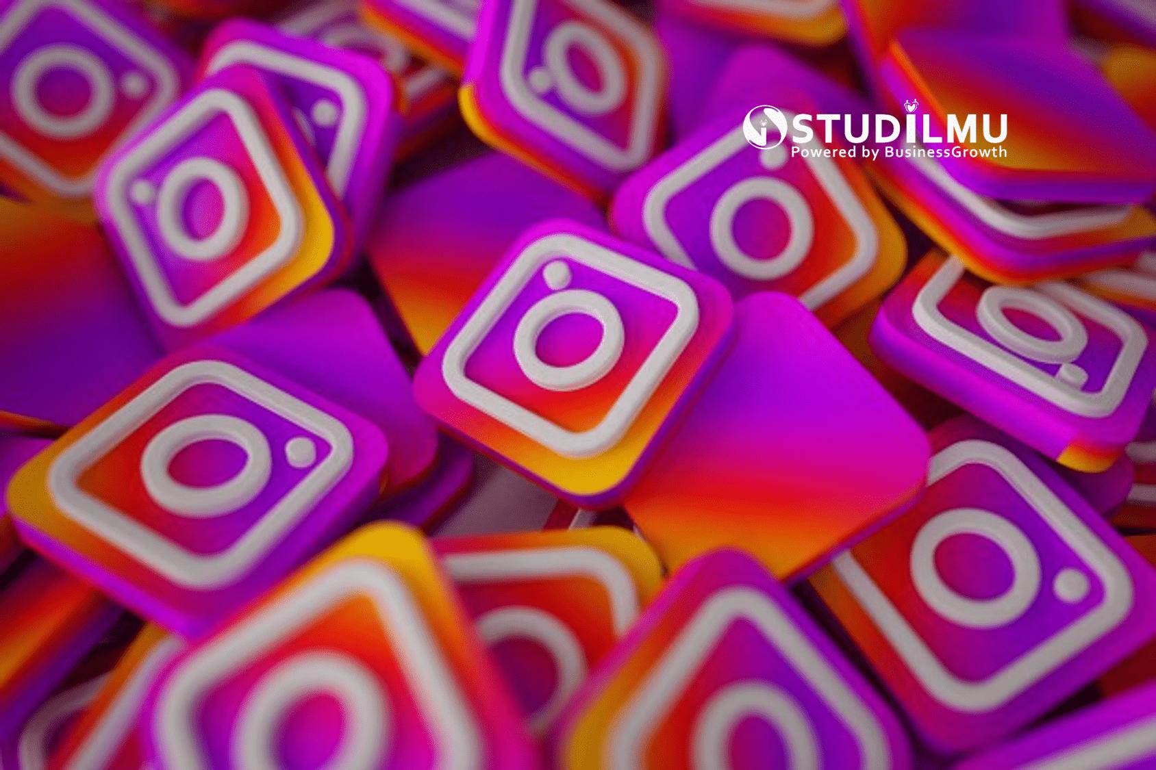 STUDILMU Career Advice - 5 Strategi Pemasaran di Instagram yang Perlu Dilakukan