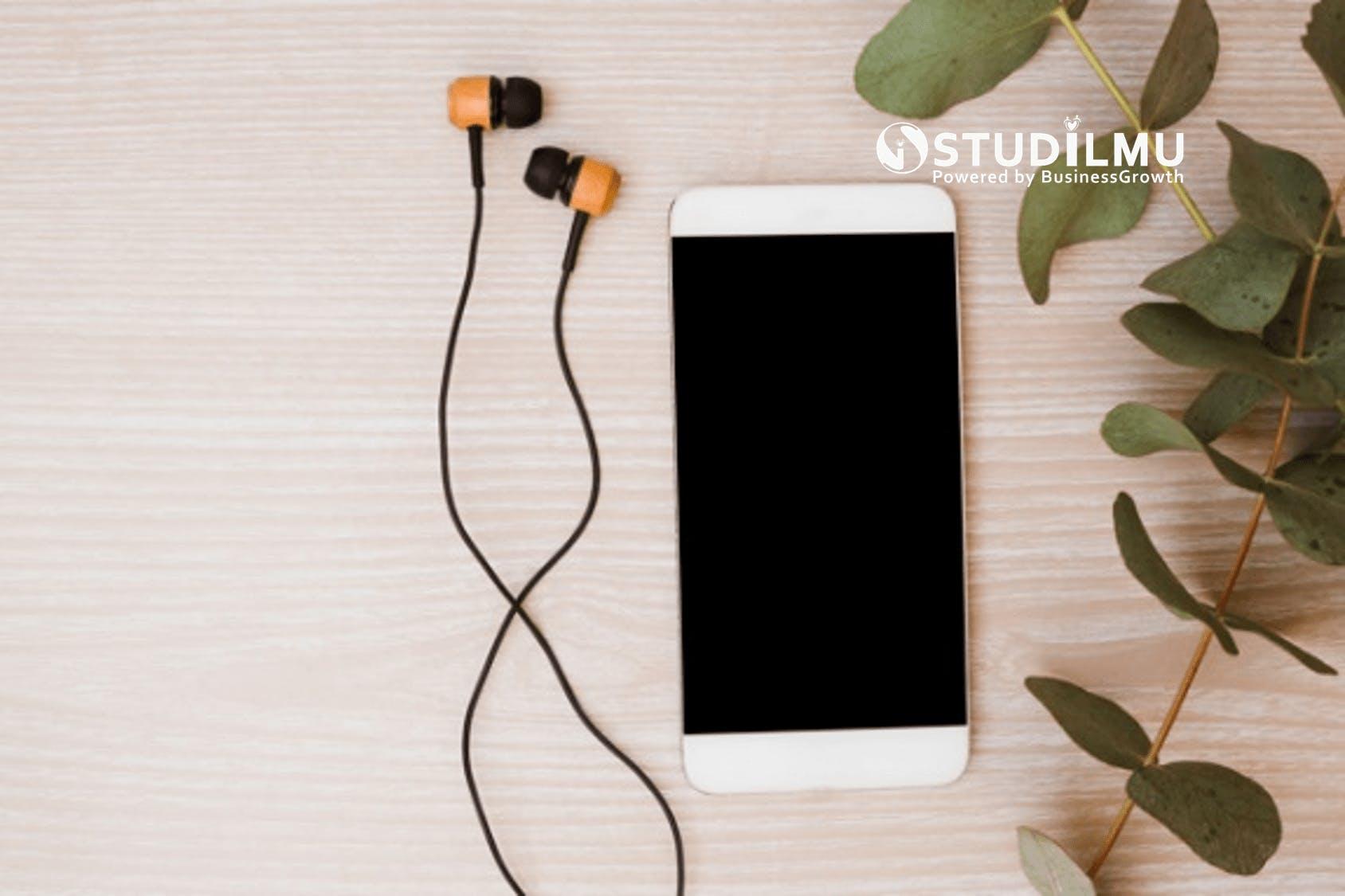 STUDILMU Career Advice - Podcast adalah Cara Terbaru Memperluas Jaringan Bisnis