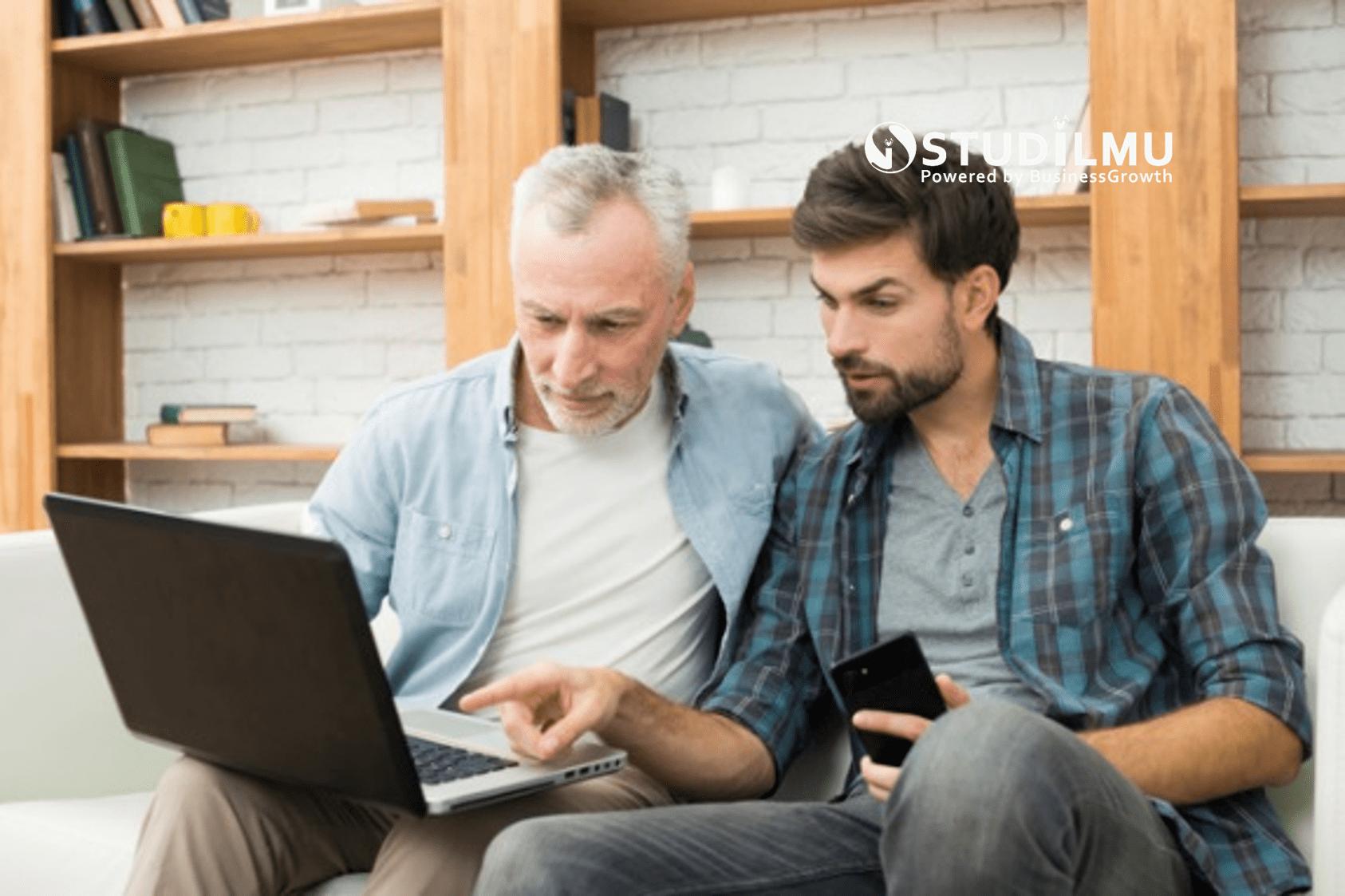 STUDILMU Career Advice - Lingkungan Kerja Multigenerasi