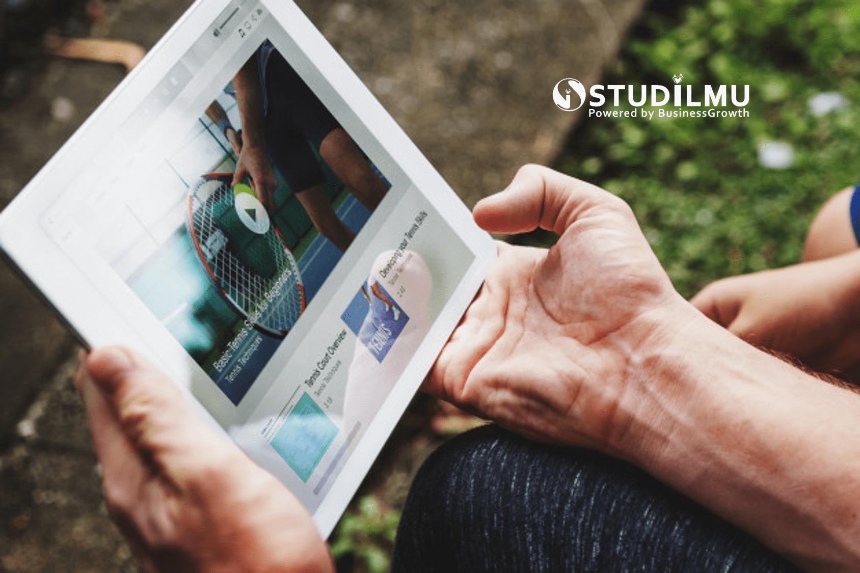 STUDILMU Career Advice - 7 Cara Menggunakan Video sebagai Strategi Pemasaran