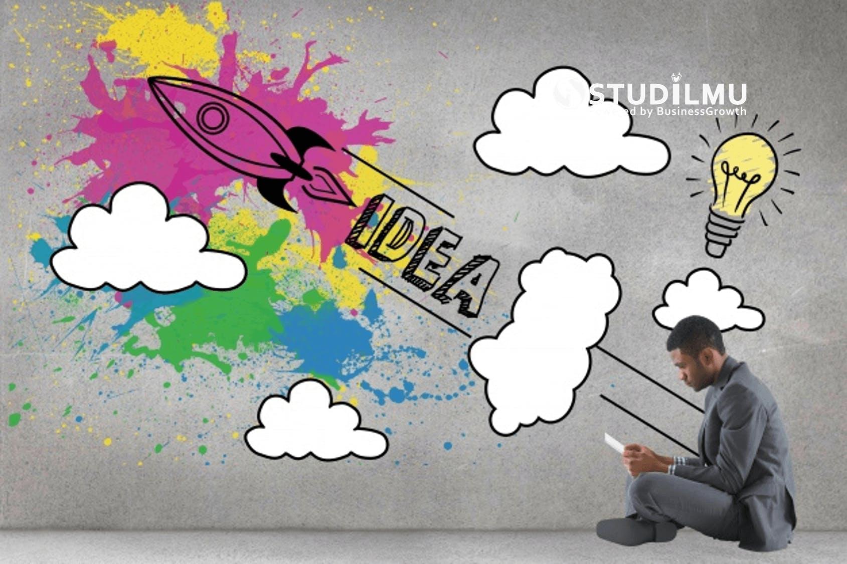 STUDILMU Career Advice - 5 Latihan Kreativitas untuk Mencari Semangat Hidup