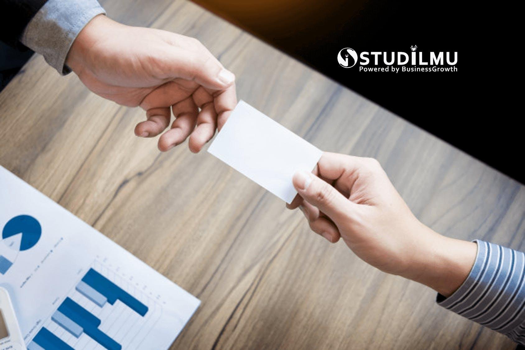 STUDILMU Career Advice - 5 Tips Sukses Berjejaring bagi Pemula