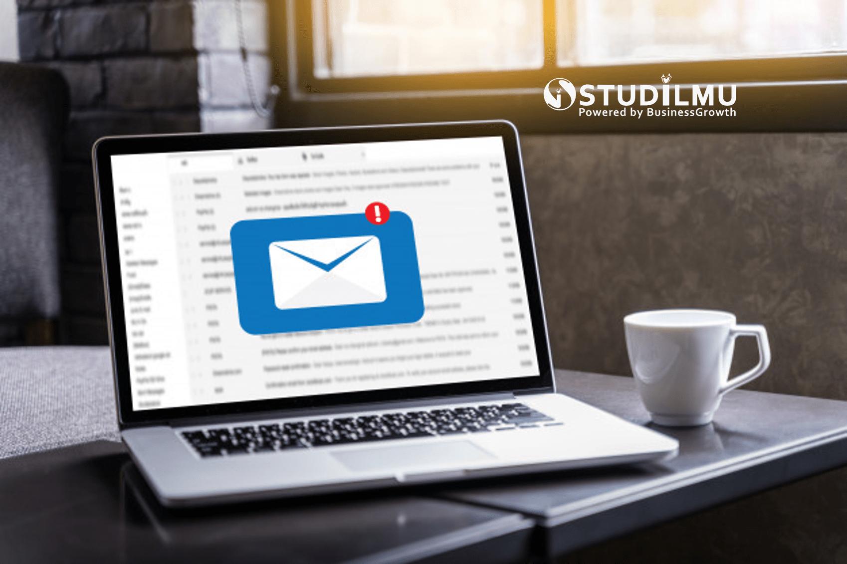 STUDILMU Career Advice - 6 Etika Penulisan Email di Tempat Kerja