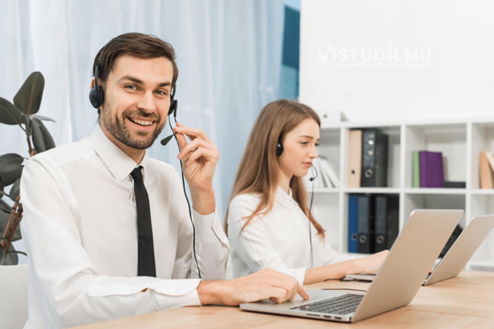 STUDILMU Career Advice - Menghadapi Keluhan Pelanggan secara Profesional