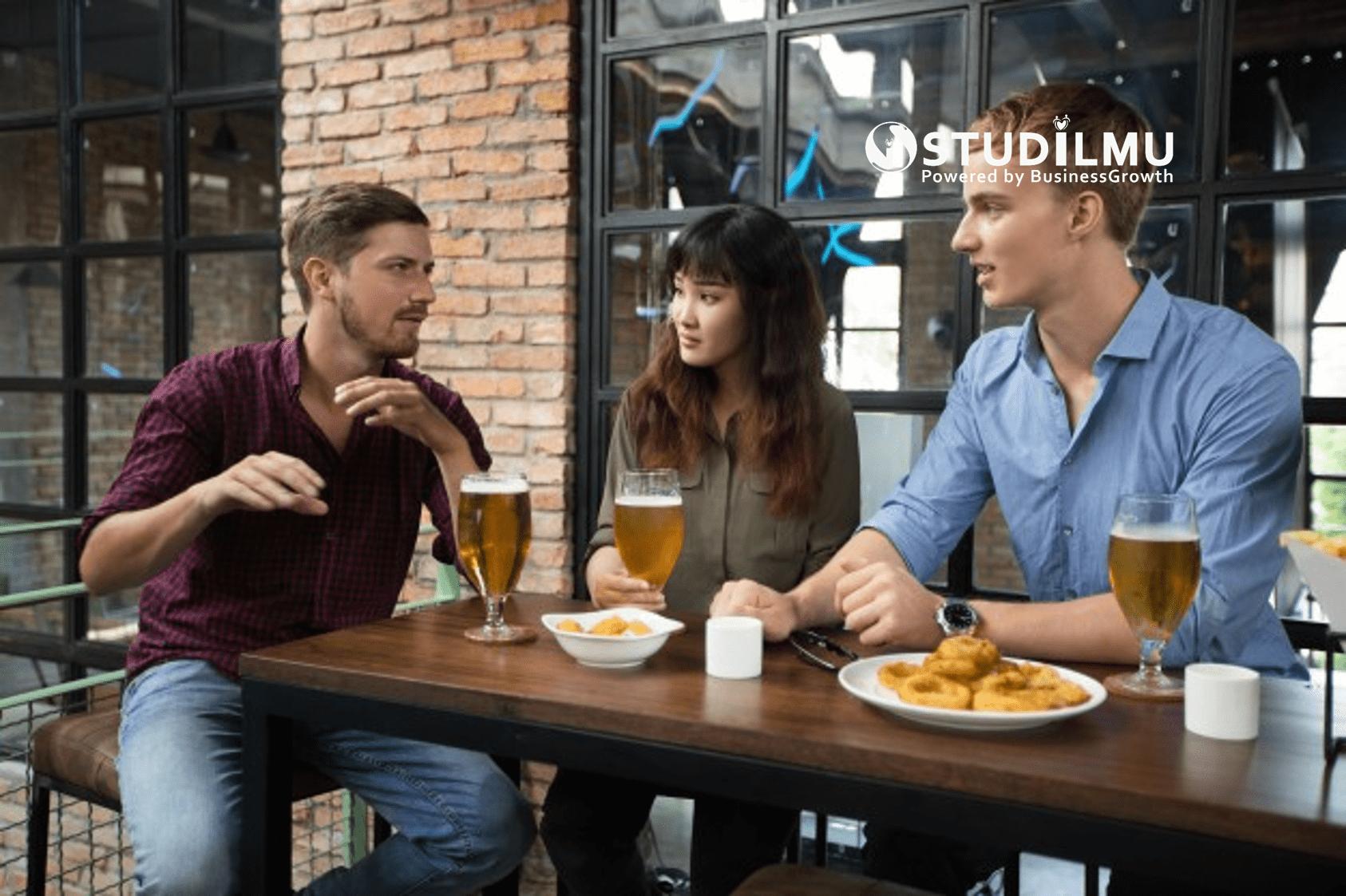 STUDILMU Career Advice - Menjual Produk dan Jasa melalui Cerita Singkat