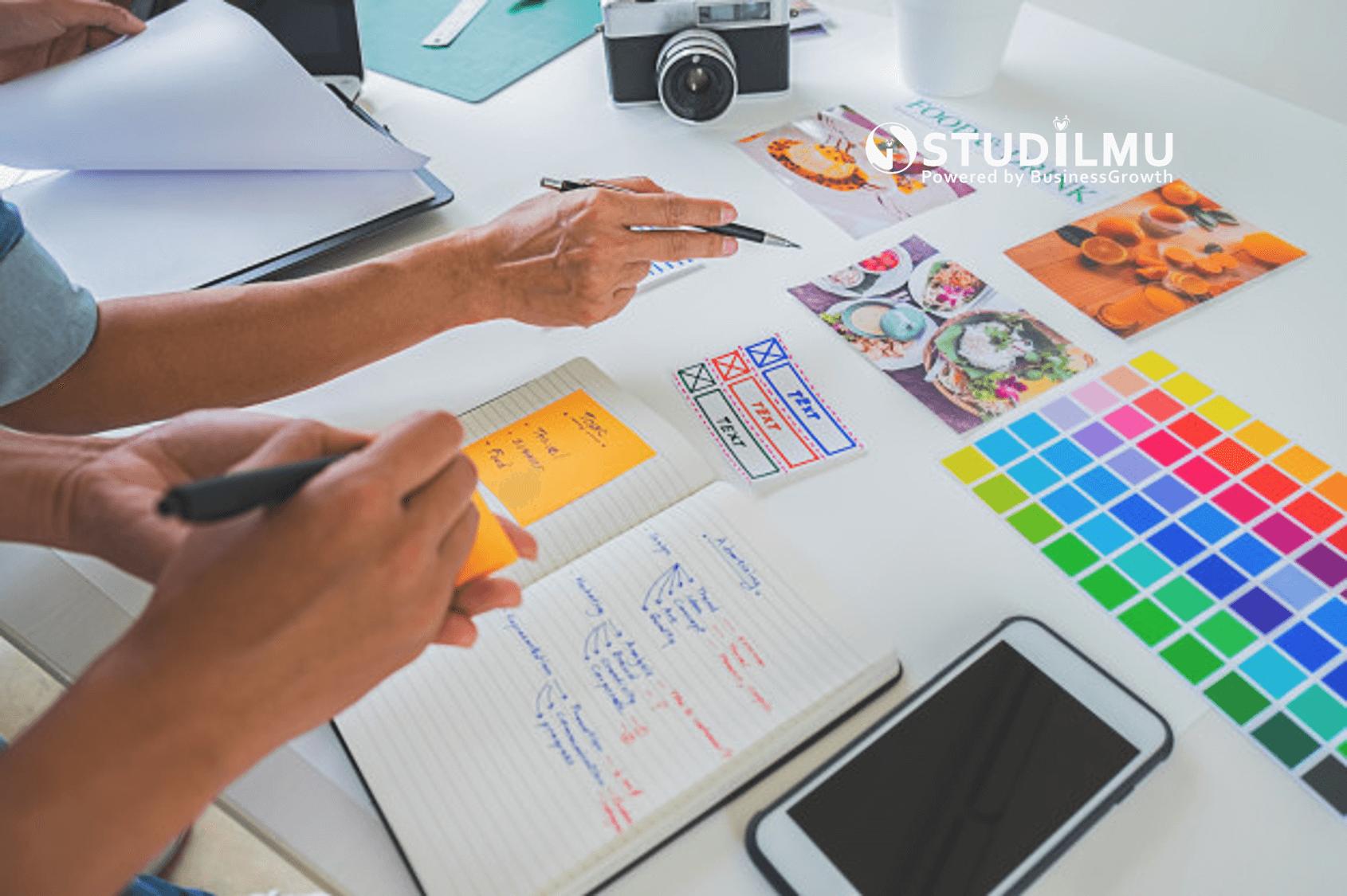 STUDILMU Career Advice - 5 Cara Membuat Logo Produk Menjadi Terkenal