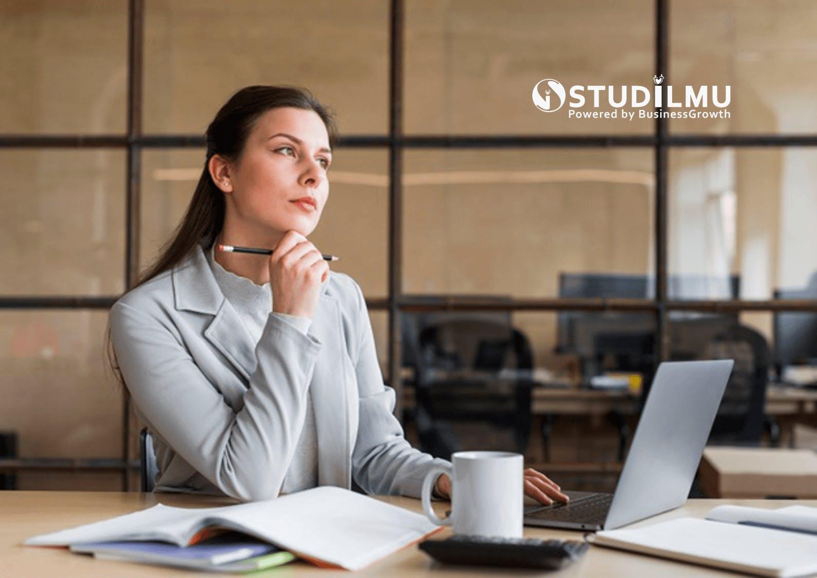 STUDILMU Career Advice - 5 Mindset untuk Menjadi Pengusaha Kaya