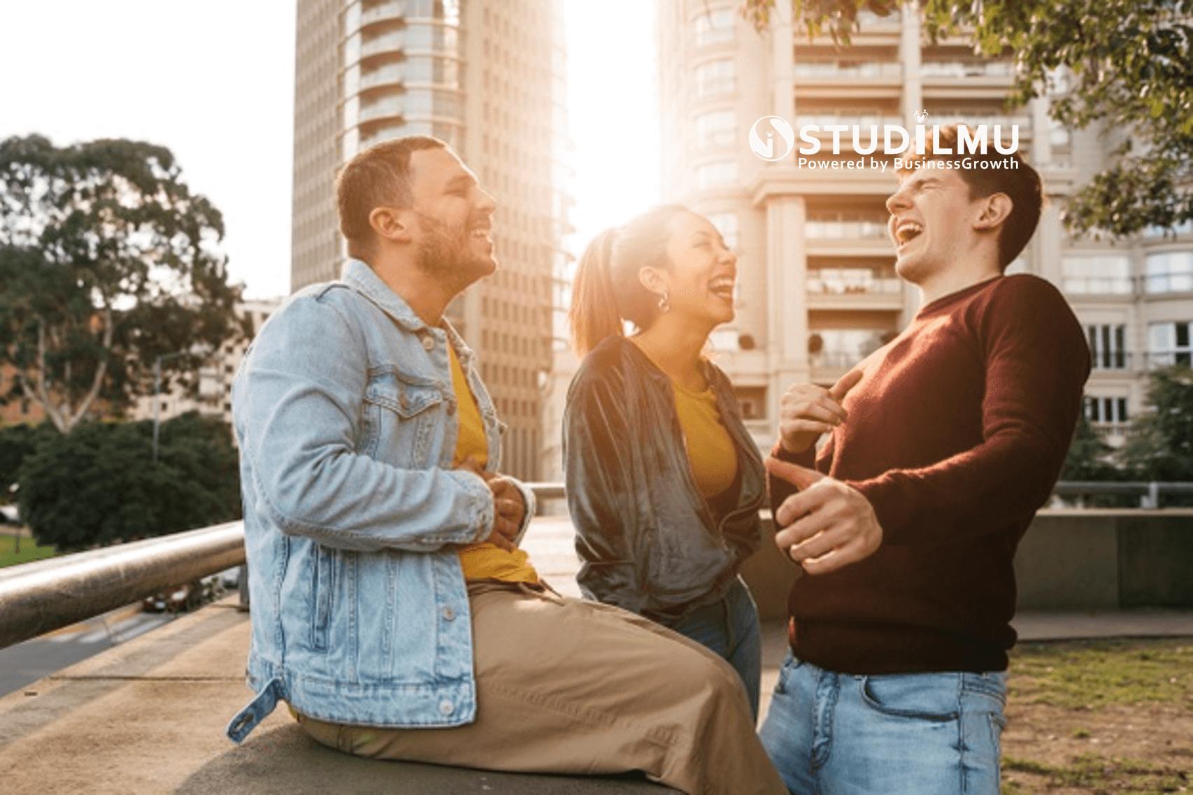 STUDILMU Career Advice - 7 Kebiasaan Utama untuk Meraih Kebahagiaan Sejati