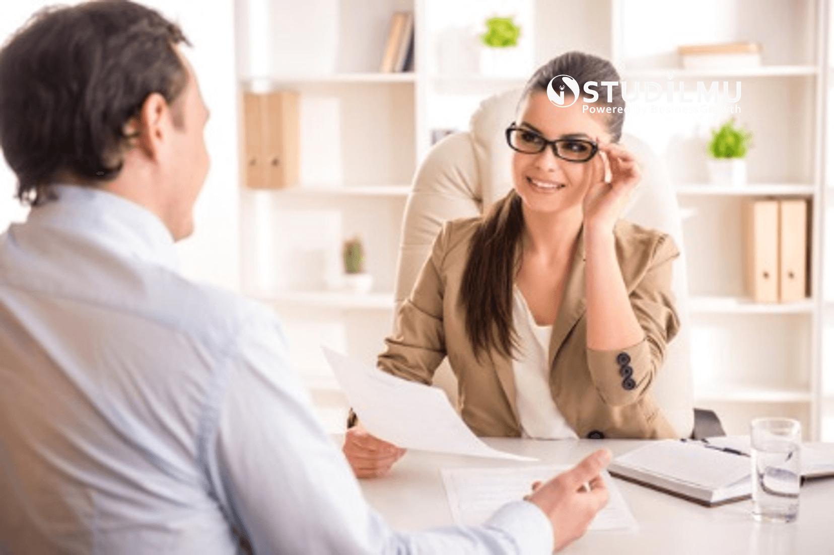 STUDILMU Career Advice - Keterampilan Komunikasi dan Penilaian Kinerja