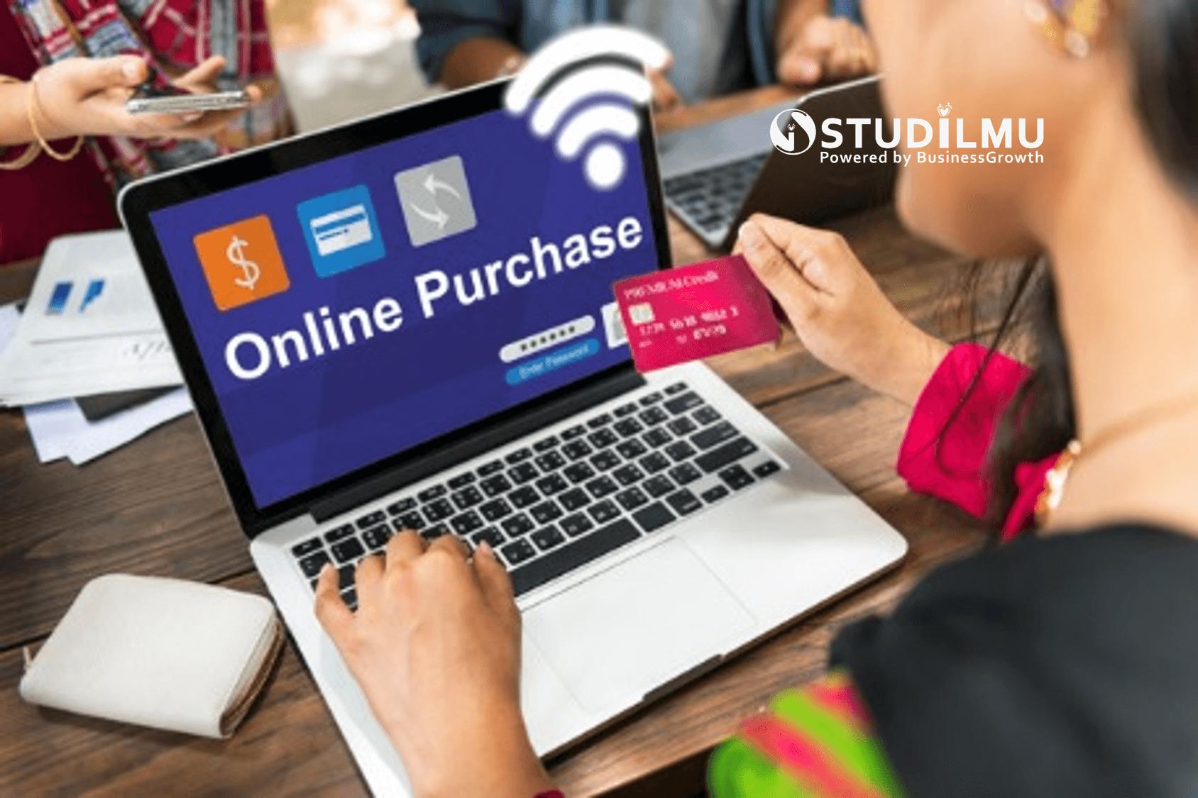 STUDILMU Career Advice - 5 Dampak E-commerce Indonesia